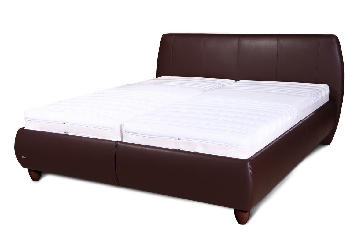 Rosty.cz - kožená postel