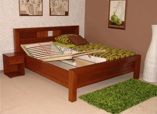 Rosty.cz - dřevěná postel