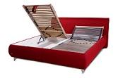Malá ložnice? Øešením je postel s úložným prostorem.