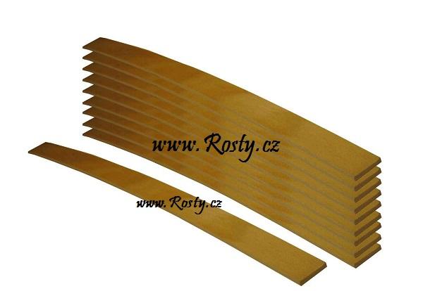 Rosty.cz Náhradní lamela 80 cm (šířka 5,5) – 10 kusů
