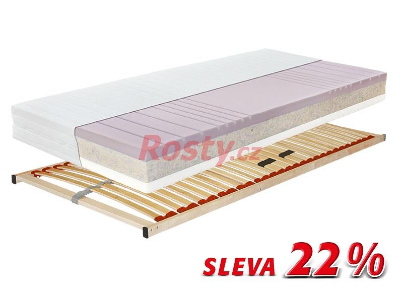Rosty.cz MATRACE + ZDARMA ROŠT - SET PRIMA 18