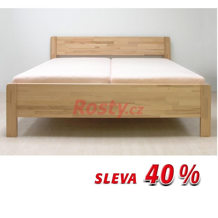 BMB POSTEL SOFI OBLÁ 180x200 PŘÍRODNÍ