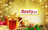 Hezké svátky přeje e-shop Rosty.cz