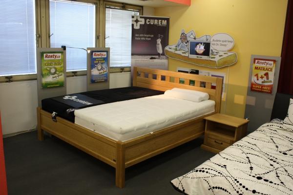 Vystavené postele