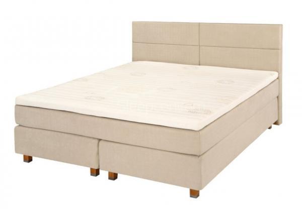 Levná kontinentální postel