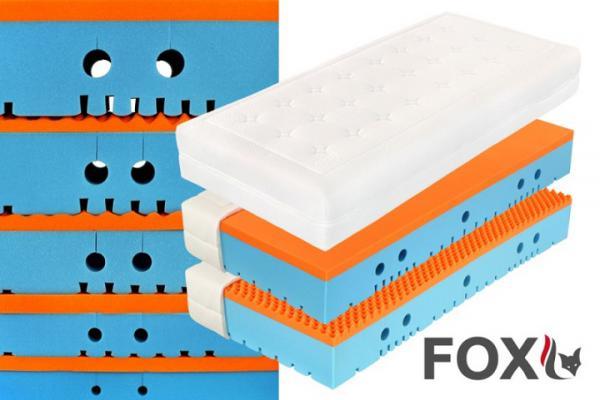 Matrace Fox 1+1 matrace zdarma
